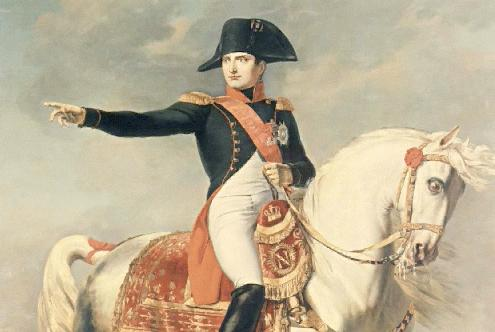 an overview of the role of napoleon bonaparte in the french revolution